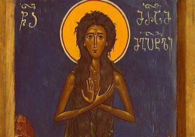 Митрополитъ Виталій: Память преподобной Маріи Египетской. Аудиозапись