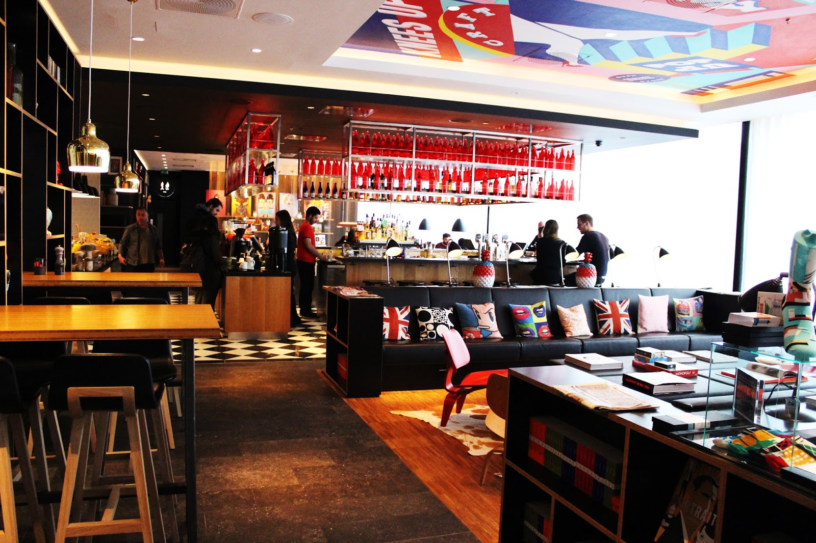 citizenM Hotel Shoreditch