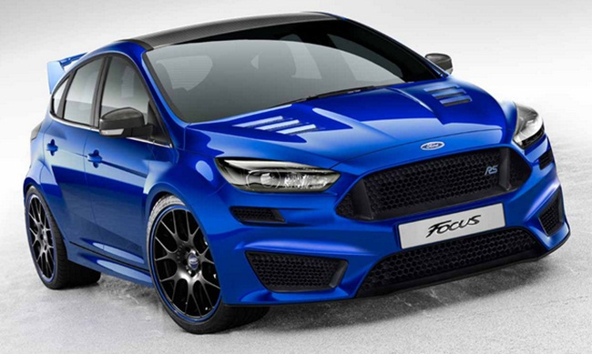2016 Ford Focus RS Release Date Canada