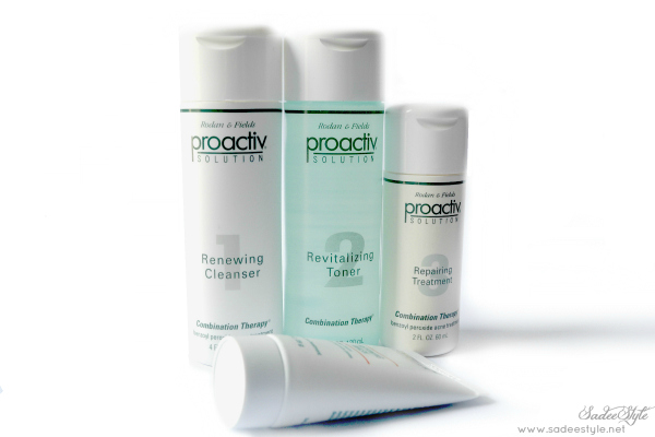 Proactiv® Solution's 3-step system review