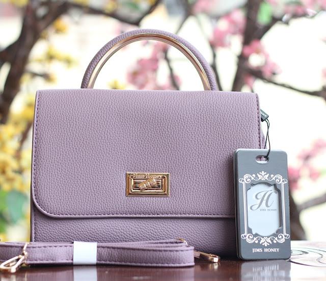 Jims Honey Lily Bag