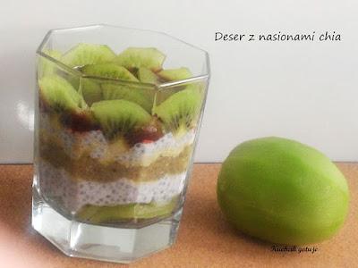 Chia z mleczkiem kokosowym