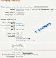PTCSolution.com - dowód wypłaty