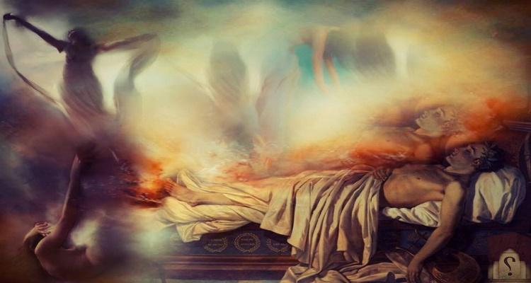 5 أشياء تحدث معك يومياً تؤكد أن هناك ميتا روحه بقربك الأن !! 😳