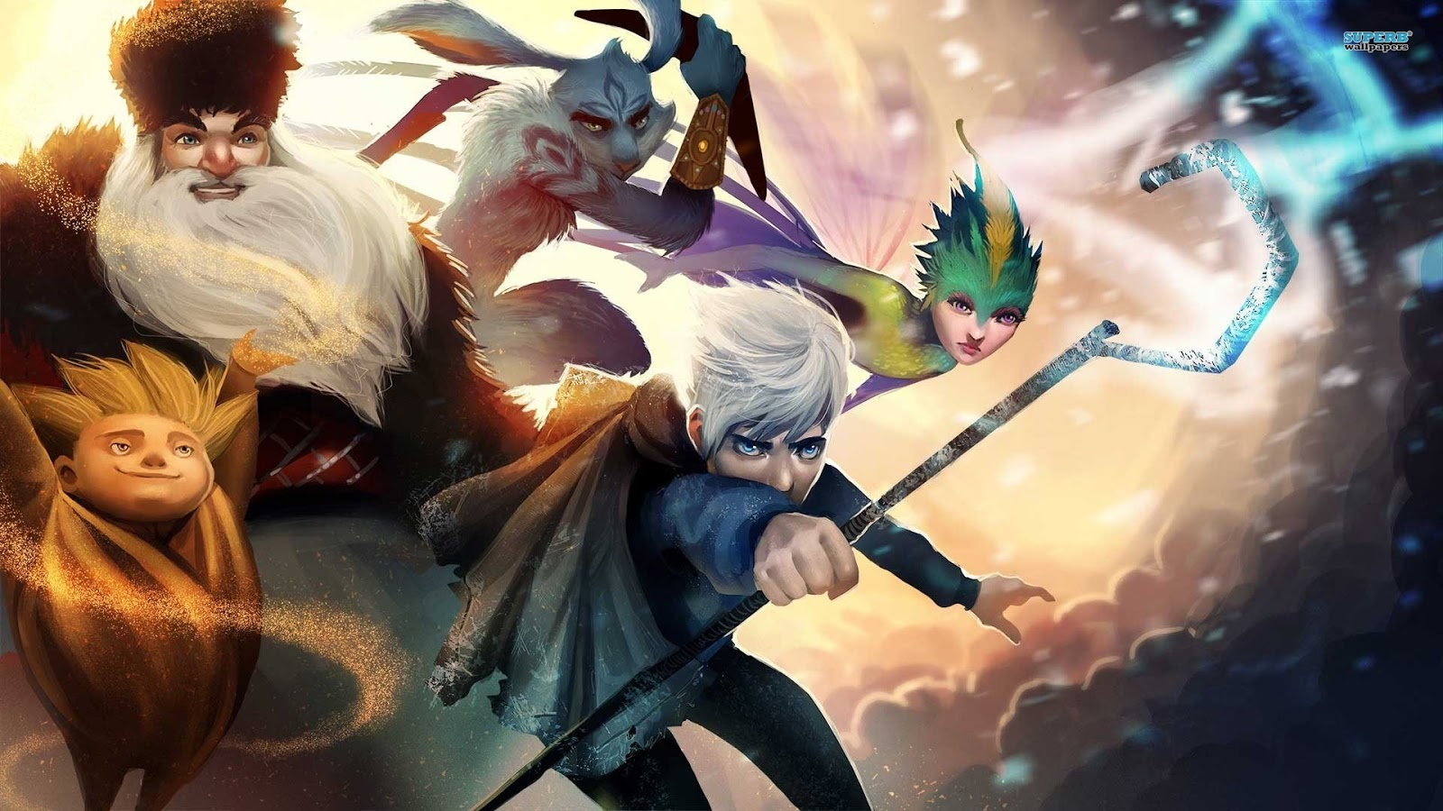 Free wallpapers of the movie rise of the guardians - Pics of rise of the guardians ...