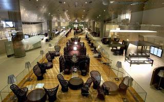 6 nhà chờ sân bay sang trọng bậc nhất thế giới - Ảnh 6