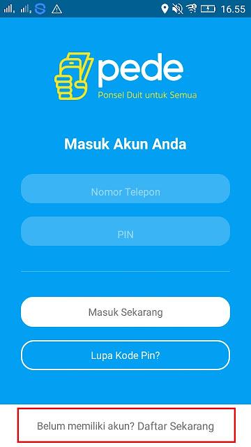 Aplikasi Terbaru Penghasil Pulsa , Daftar dapat Rp 25ribu !!!