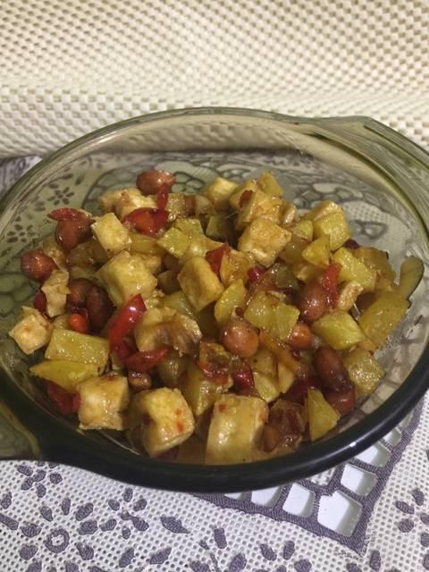Resep oseng kentang ala rumah makan ciwidey