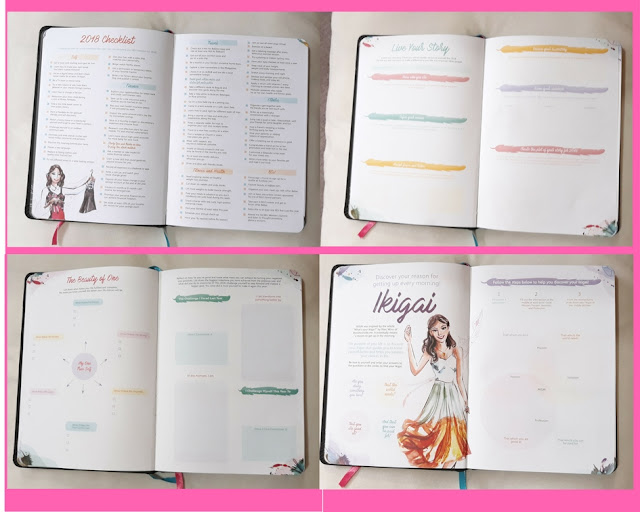 Musings of a Suzie - BDJ Planner 2018 Part 2