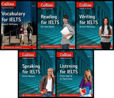 تحميل كتب إختبار قياس القدرة على التواصل باللّغة الإنكليزية Collins
