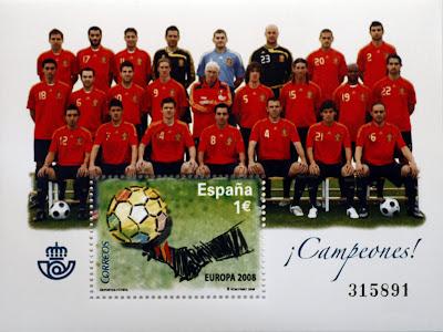 CAMPEONES EUROPA 2008