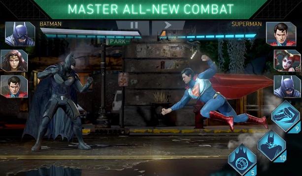 Injustice 2 Mod Apk Data Terbaru Gratis