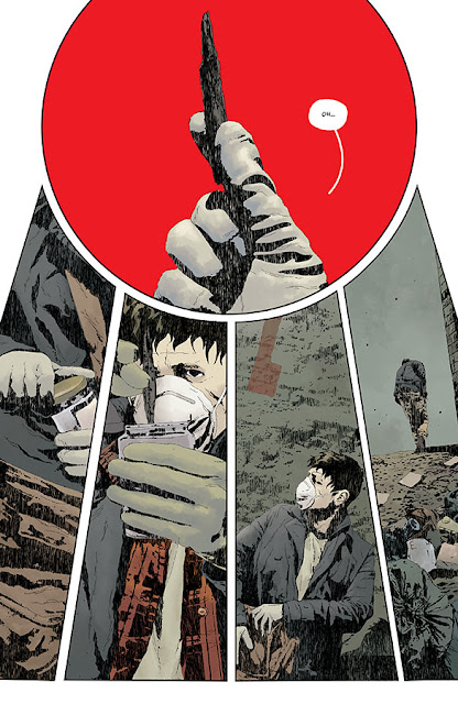 """GIDEON FALLS"" - The Comic Book: Sneak Preview"