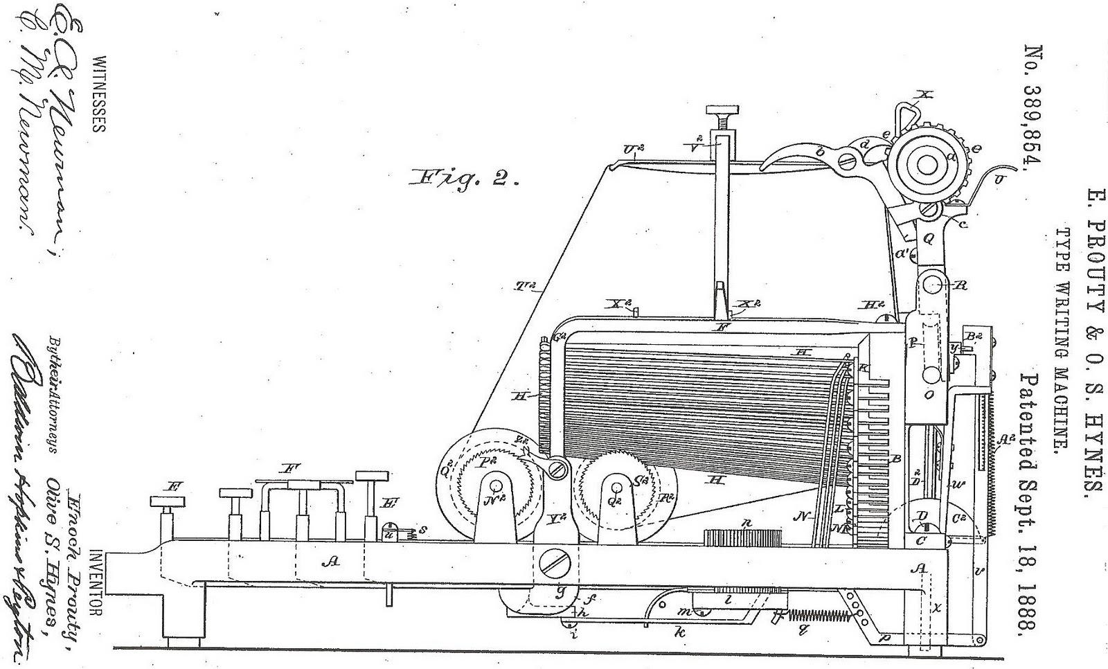 Oz Typewriter On This Day In Typewriter History Cxxi