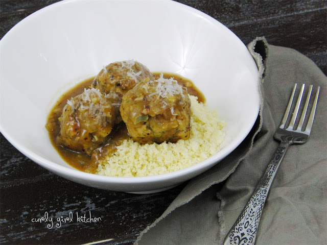 Spicy Turkey Meatballs