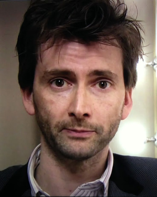 David Tennant - Inside Birmingham Children's Hospital