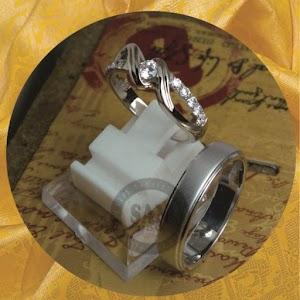 cincin emasputih paladium p5821