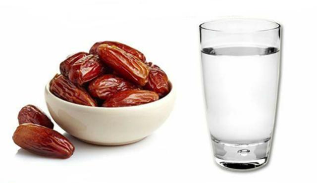 Bahan-bahan Untuk Membuat Air Nabez Dan  Di Minum Setiap Kali Sahur