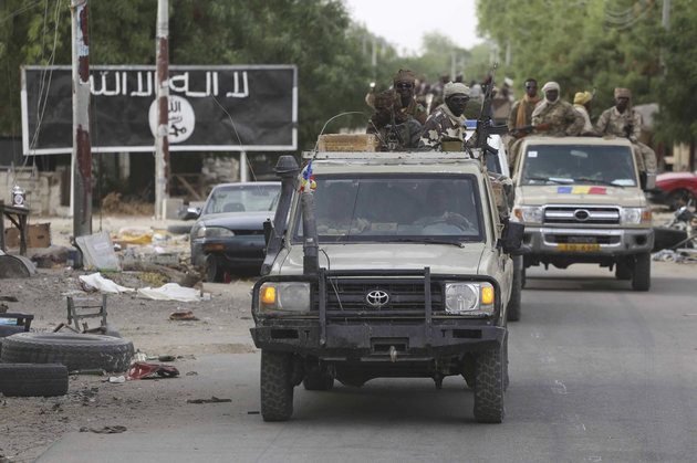 Boko Haram kidnapping