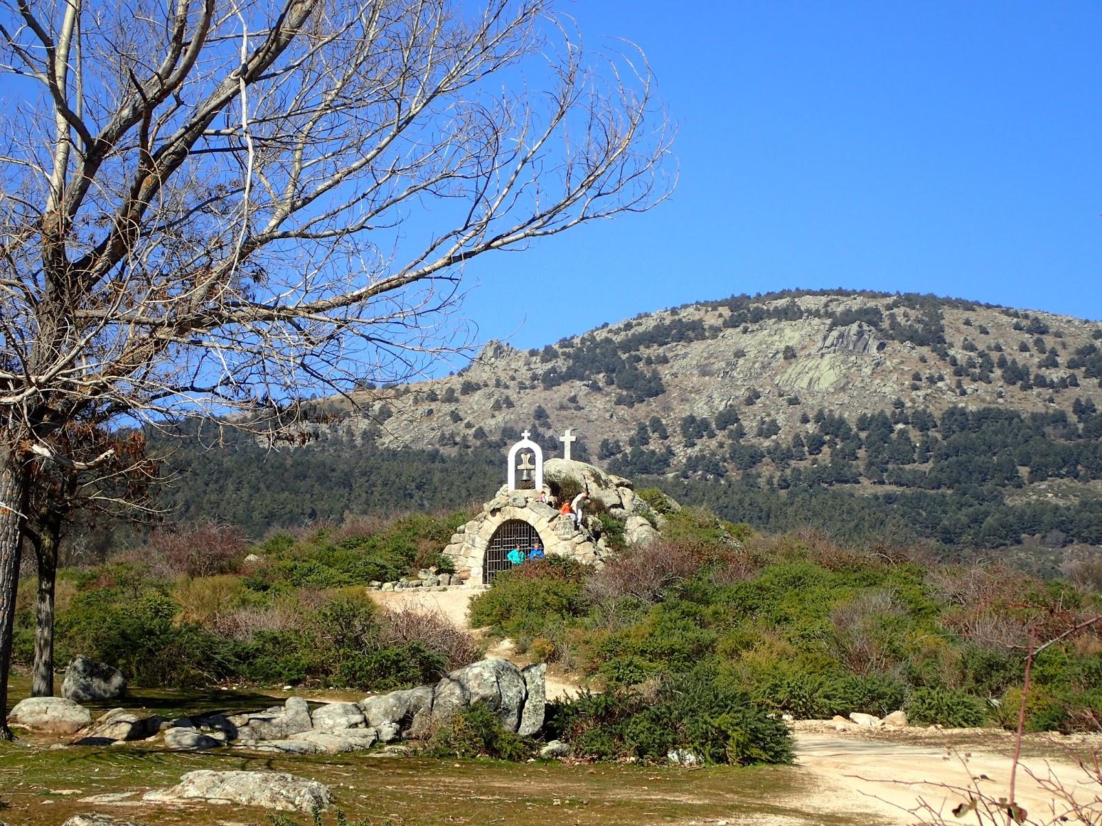 Wikiloc ruta 008 edelweiss los molinos paseando por sus - Altos del toril ...