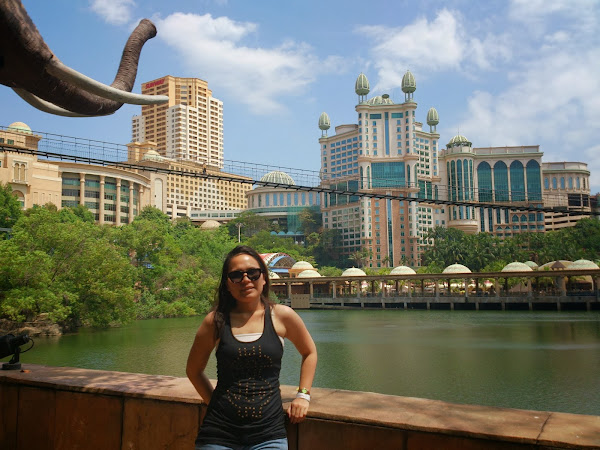 West Malaysia : Sunway Lagoon Part 2