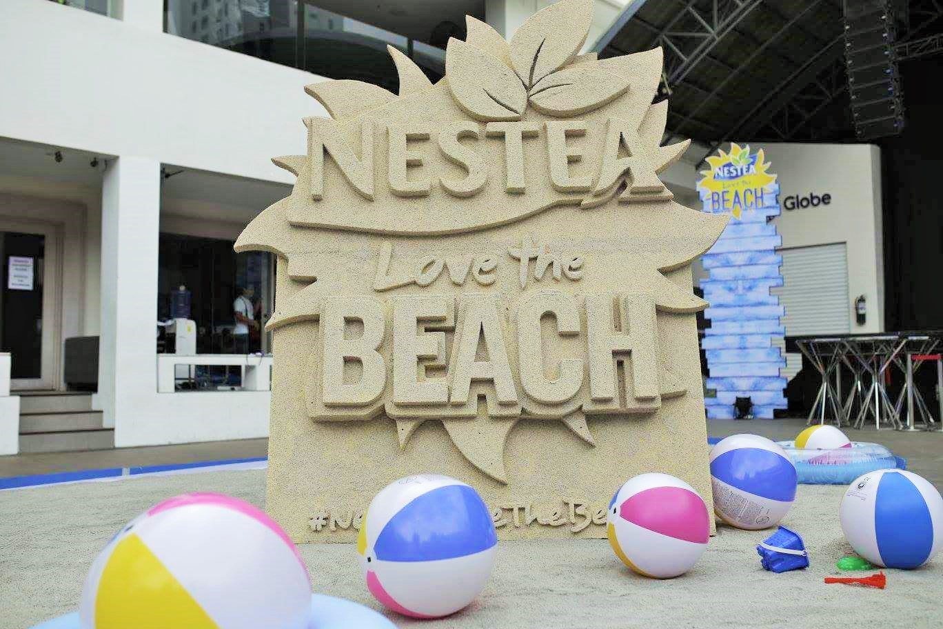 Nestea Chillax, bloggers event, Nestea Philippines
