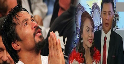 Pacquiao Againsts the Same Gender Relationship!