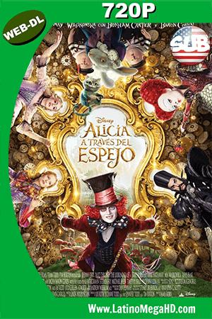 Alicia A Través Del Espejo (2016) Subtitulado HD Web-Dl 720p ()