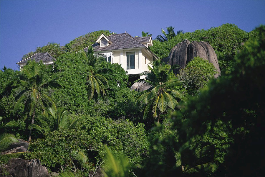 Banyan Tree Seychelles could provide design ideas for Banyan Tree's property in Mandai.