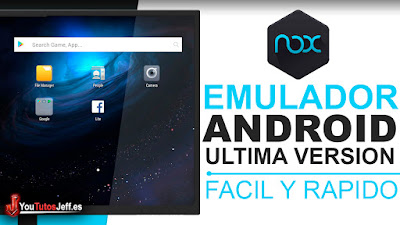 descargar noxplayer ultima version