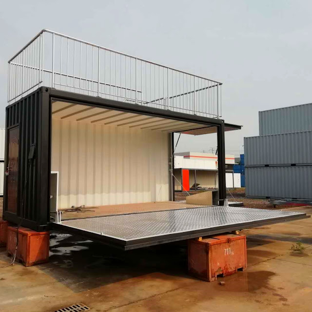 Building Container Homes Cost: Shipping Container Homes