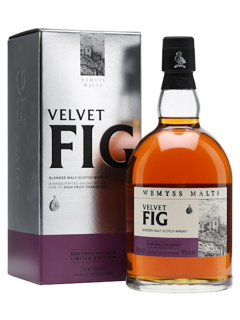 Wemyss Malts Velvet Fig