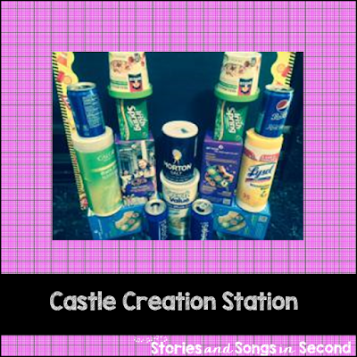 Your students will love learning about fairy tales and using STEM materials to construct their own castles using this FREE lesson resource!