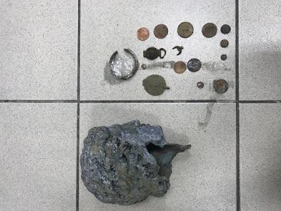 Συλλήψεις για αρχαιοκαπηλία στην Ηγουμενίτσα