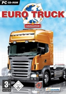 Euro Truck Simulator - PC (Download Completo em Torrent)