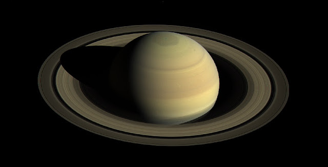 Saturn has received extensive scrutiny and has confounded believers in deep time. Other mysteries have been discovered, including its rotation rate.