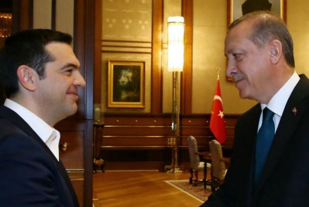 Εύλογα ερωτήματα από την επικοινωνία Τσίπρα – Ερντογάν