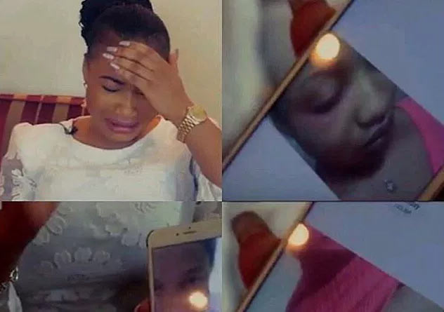 Tonto Dikeh: How I dragged a woman off my husband's manhood