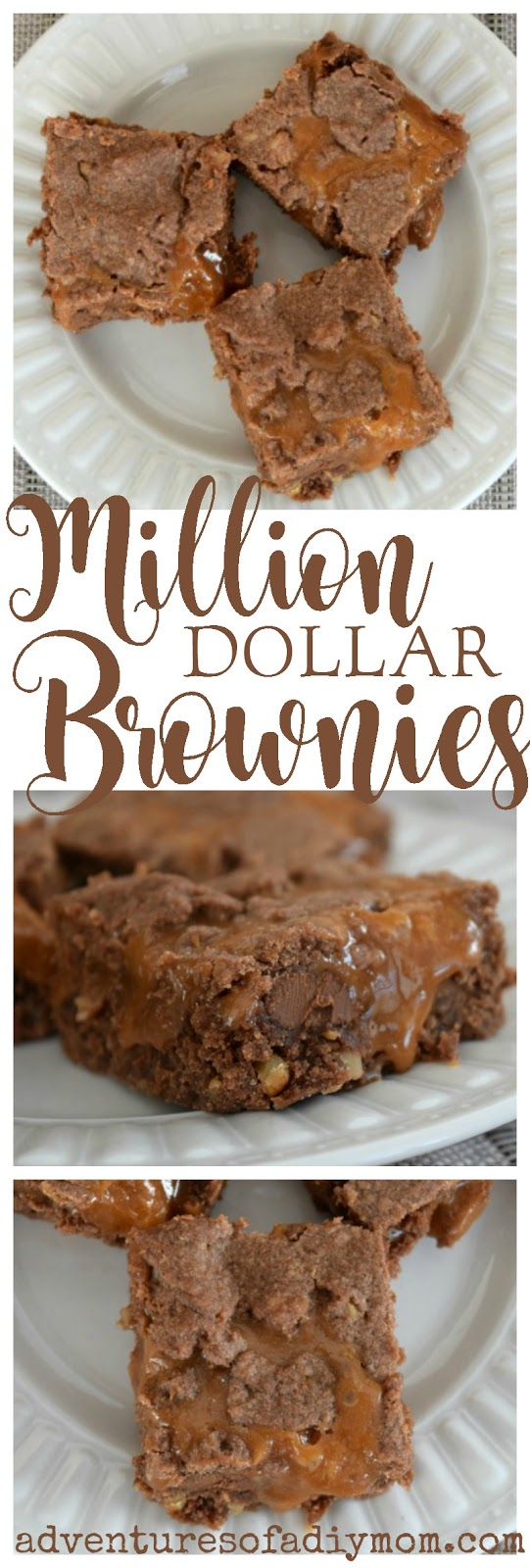 Million Dollar Brownies Recipe