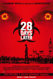 10 zombies movie 3. 28 Days Later