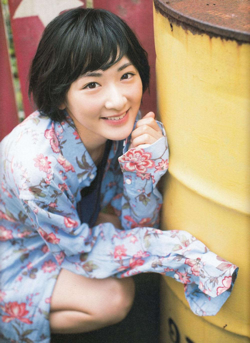 Ikoma Rina 生駒里奈 Nogizaka46, B.L.T Graph. Vol.09 Gravure