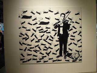 Grandseigneur des Streetarts und der Schanblonenkunst: Le Rat
