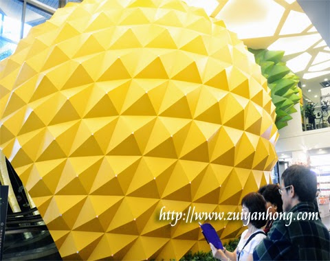Giant Pineapple