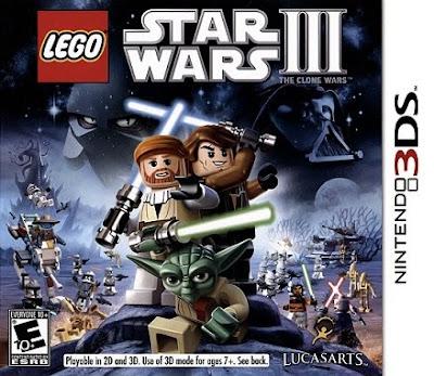 LEGO Star Wars III Decrypted 3DS EUR