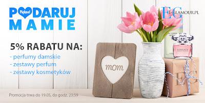 Promocja, rabat 5% na Dzień Matki