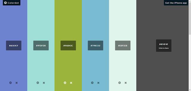 6. Colordot - Kembaran Colourcode Namun Berbeda