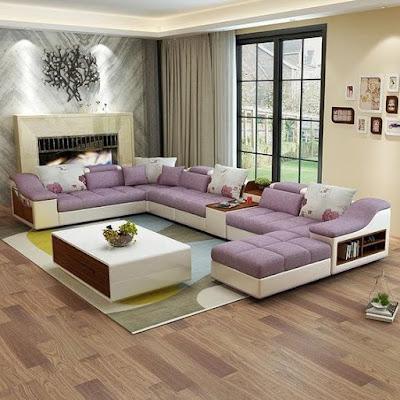 modern corner sofa set design for living room 2019