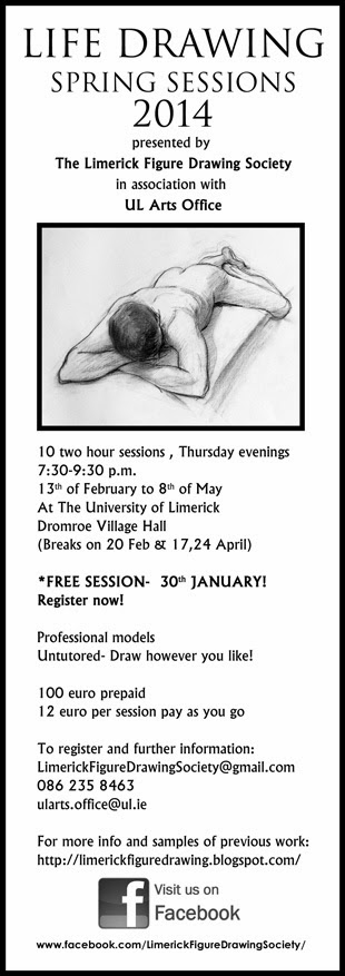 Limerick Figure Drawing Society