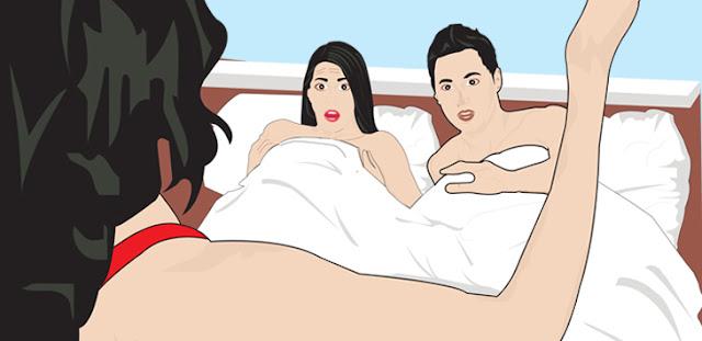 Cinta Terlarang Kepsek, Guru dan Siswa, Ketahuan Saat Ngamar Bareng di Hotel