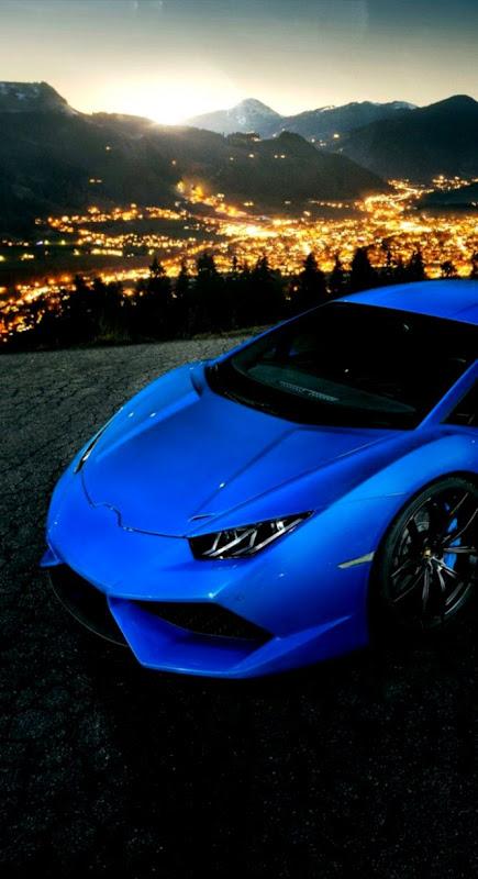Lamborghini Huracan Blue Wallpaper Hd This Wallpapers